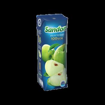 Сік яблучний Сандора